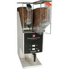 Grindmaster 250RH-3 Coffee Grinder w/ (2) 5.5 lb Hoppers, Adjustable Grind Settings, 115v