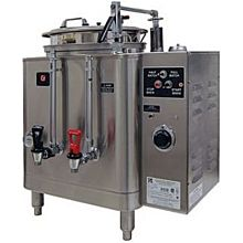 Grindmaster 7416E Single Coffee Urn w/ 6 gal/Liner Capacity, Automatic, Fresh Water Heat Exchange, 120/208v/1ph