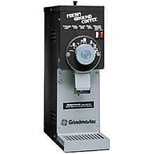 Grindmaster 835S Coffee Grinder w/ (1) 1.5 lb Hopper, Adjustable Grind Settings, 115v