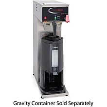 Grindmaster B-SGP Dual Coffee Brewer for Thermal Server, Fresh Brew, Automatic, 120/240v/1ph