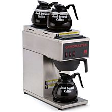 Grindmaster CPO-3P-15A Portable Pourover Coffee Brewer w/ (1) Lower & (2) Upper Warmers, 120v
