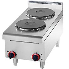 Prepline 2 Burner Electric Hotplate