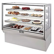 "Leader NHBK77-D 77"" Dry Bakery Display Case"