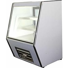 """Global HDC36 36"""" Refrigerated (High) Deli Display Case"""