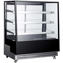 """Marchia TMB48-D 48"""" Dry Bakery Display Case, Non-Refrigerated"""
