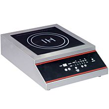 Cookline IC-3000 Commercial Countertop Induction Cooker - 3000W