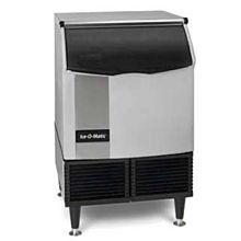 "Ice-O-Matic ICEU220HA 24"" 250lb Half Cube, Air Cooled Ice Maker"