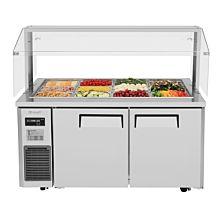 "Turbo Air JBT-60-N 59"" Refrigerated Buffet Table"