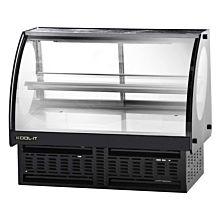 "Kool-It KCD-48 48"" Glass Counter Top Display"