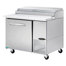 "Kool-It KPT-44-1 44""Refrigerated Pizza Prep Table"