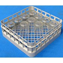 Lamber CC00052 Glass Washer Rack, Open