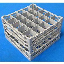 Lamber CC00127 Glass Washer Rack, 25 Capacity