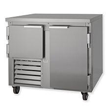 """Leader LB36 36"""" Undercounter Worktop Refrigerator, Low Boy"""