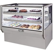 "Leader NCBK57-D 57"" Dry Bakery Display Case"
