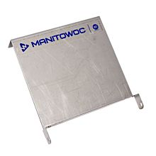 Manitowoc K00482  NSF External Scoop Holder Extension for K-00461 (required if using with LB-style and F-style Bins)