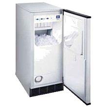 "Manitowoc SM50A 15"" 53 lb. Undercounter Full Cube Ice Cube Machine with 25 lb. Bin"