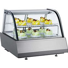 "Marchia MDC110 30"" Refrigerated Countertop Bakery Display Case with LED"