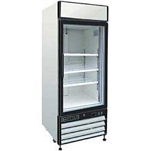 Maxx Cold MXM1-16R Single Door Refrigerated Merchandiser