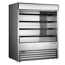 Refrigerated Open Air Display Case 72""