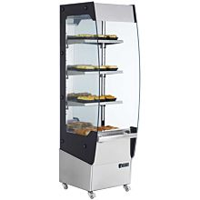Open Heated Display Warming Case