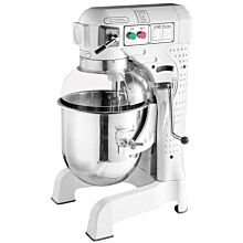 Prepline B30M 30 Qt. Gear Driven Commercial Planetary Stand Mixer with Guard
