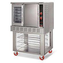 American Range MSDE-1-GL Standard Depth Convection Oven, Electric, (1) Glass Door, Single Deck