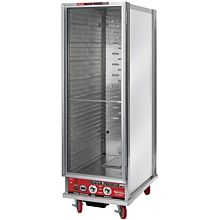 Winholt NHPL-1836-ECOC Non-Insulated Economy Clear Door Heater Proofer, Full Size