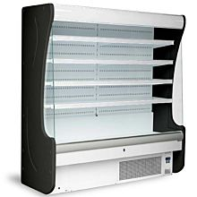 """Universal PAROS100 40"""" Refrigerated Open Air Merchandiser, Self Contained"""