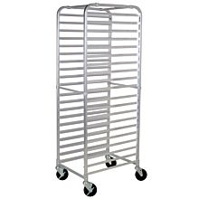 20-Tier Heavy Duty Aluminum Steam Table / Bun Pan Sheet Pan Rack