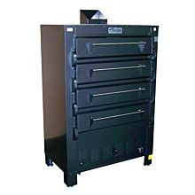 Peerless Oven 2324B Deck-Type Gas Bake Oven - 60000 BTU