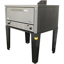 Peerless Oven CW51B Deck-Type Gas Bake Oven - 60000 BTU