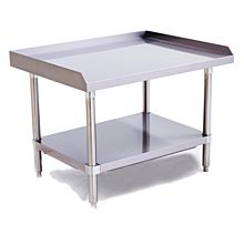 """Prepline PES-3072 72"""" Stainless Steel Equipment Stand"""