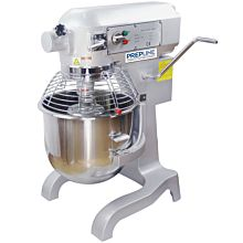 Prepline PHLM20B-T 20 Qt. Heavy Duty Gear Driven Commercial General Purpose Planetary Mixer with Timer