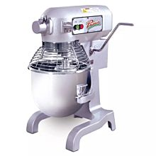 Primo PM-20 Commercial 20-Quart Countertop General Purpose Dough and Flour Planetary Mixer