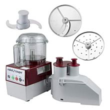 "Robot Coupe R2N 16"" Commercial Food Processor"