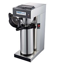 prepline, pcm1, pourover, airpot, coffee, brewer, with, air, pot