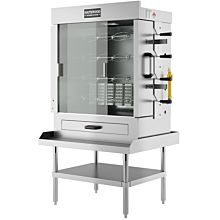 Southwood RG4 commercial chicken rotisserie machine