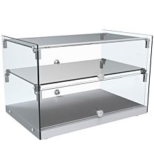 "Marchia SA50 22"" Countertop Dry Straight Glass Display Case"