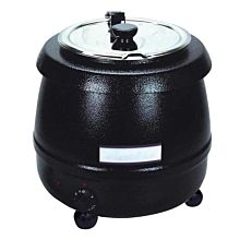 Prepline PSB-6000 Black Commercial Soup Kettle, 10 Liter