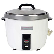 Thunder Group SEJ50000T 60 Cup Cooked (30 Cup Raw) Non-Stick Electric Rice Cooker / Warmer - 120V, 1780W