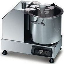 Sirman C6VV Food Processor, Horizontal, 5.6 Quart, Stainless Steel