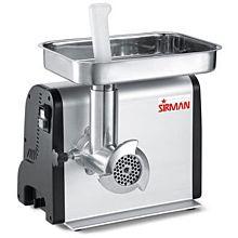 Sirman TC12 Denver Meat Grinder, Countertop, 370 Watt Electric