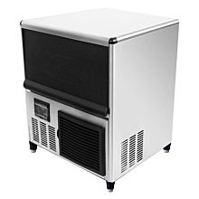 "Coldline ICE250 26"" Undercounter Air Cooled 250 lb. Capacity Cube Shape Ice Machine"