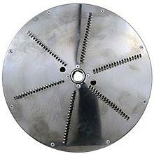 """Skyfood 11S-Z3 Shredding Disc 1/8"""" (3 mm)"""