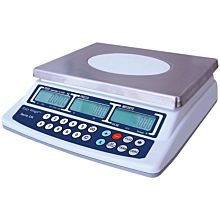 Skyfood CK-60PLUS 60 lb Price Computing Scale - Rechargeable Battery, 120v