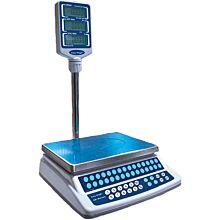 Skyfood CK-P60PLUS 60 lb Price Computing Scale - Pole Display, 120v