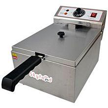 Skyfood FE-10-N Electric Fryer - Countertop Single Well