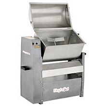 Skyfood MMS-50I Meat Mixer 100 lb Capacity 1 HP - Stainless Steel