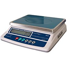 "Skyfood PX-6 6 lb Portion Control Scale w/ LCD Display, 11 4/5 x 8 2/3"" Platform"