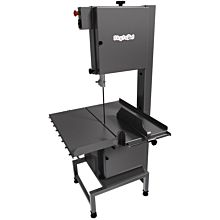 "Skyfood SI-315HDE-1 Floor Model Meat & Bone Saw w/ 124"" Blade - Stainless Steel, 230/1v"